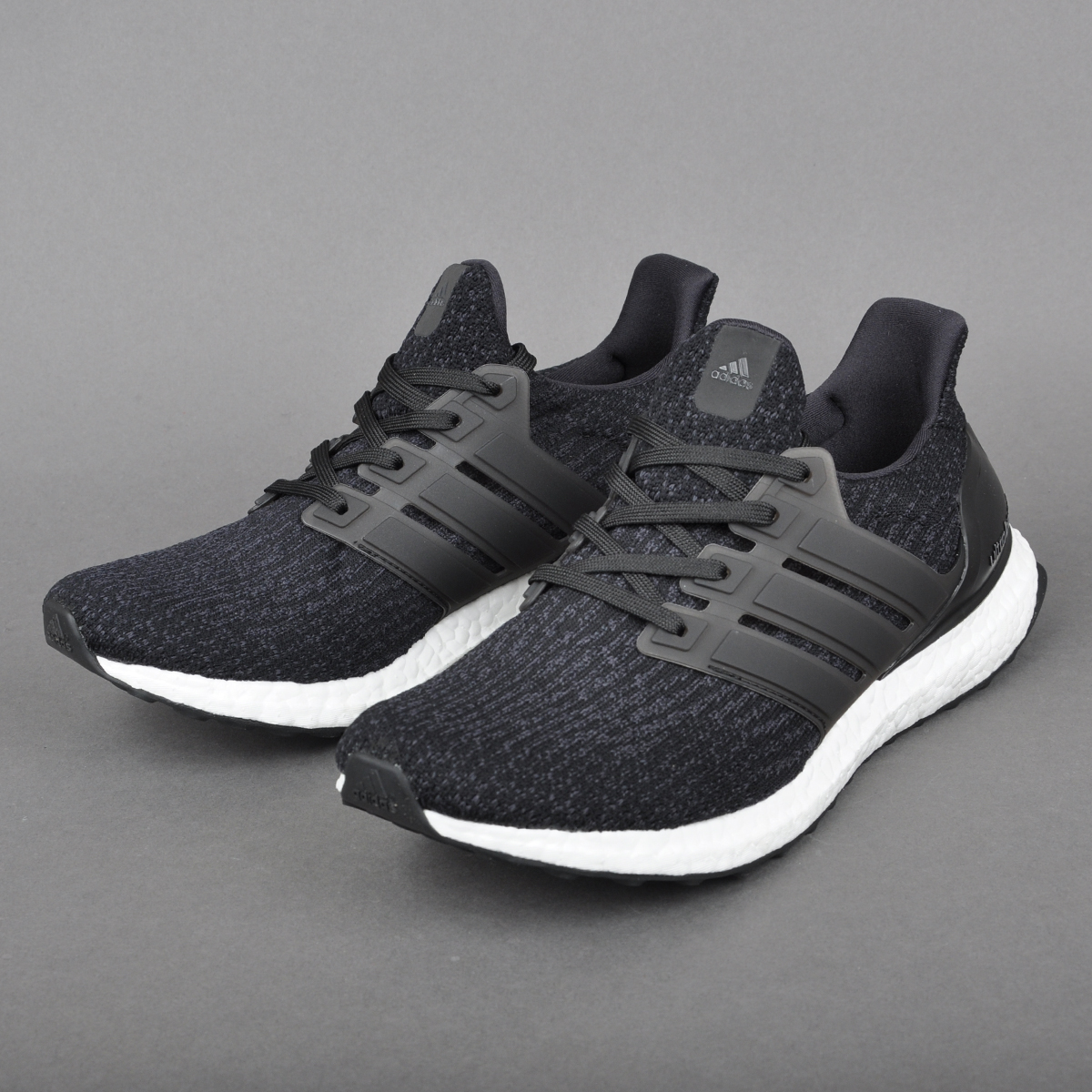 best service 6f2af ad3c0 adidas Ultra Boost 3.0, core black  core black  grey